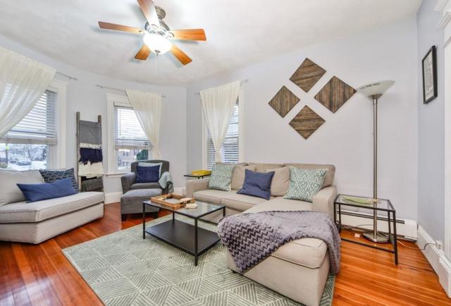 69 Beaumont St #1, Boston, MA 02124 (MLS #72271488) :: Keller Williams Realty Showcase Properties