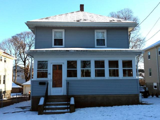 20 Gilmore St, Quincy, MA 02170 (MLS #72271491) :: Keller Williams Realty Showcase Properties