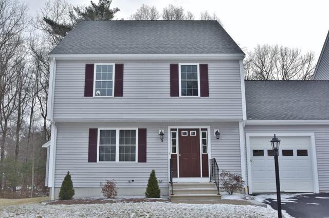 6 Noslo Terrace #6, Whitman, MA 02382 (MLS #72271594) :: Keller Williams Realty Showcase Properties
