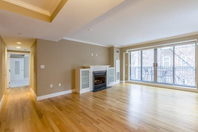 44 Prince St #308, Boston, MA 02113 (MLS #72271608) :: Goodrich Residential