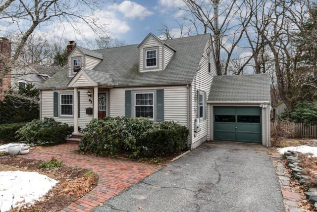 63 Macarthur Road, Natick, MA 01760 (MLS #72271742) :: Commonwealth Standard Realty Co.