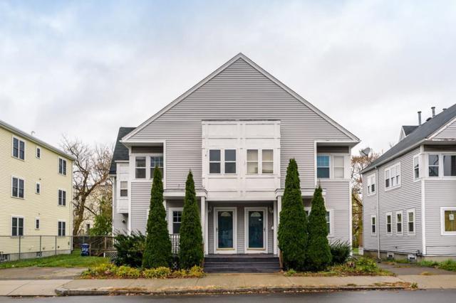 129 Woodrow Ave #129, Boston, MA 02124 (MLS #72271781) :: Keller Williams Realty Showcase Properties