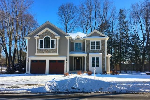 301 Linden St, Wellesley, MA 02481 (MLS #72271805) :: Commonwealth Standard Realty Co.