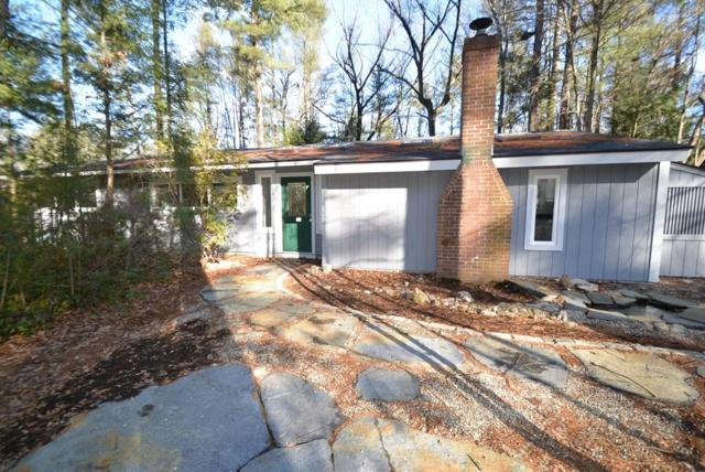 24 Hickory Lane, Amherst, MA 01002 (MLS #72271847) :: Goodrich Residential