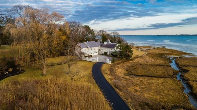 131 Washington St, Duxbury, MA 02332 (MLS #72271852) :: Keller Williams Realty Showcase Properties