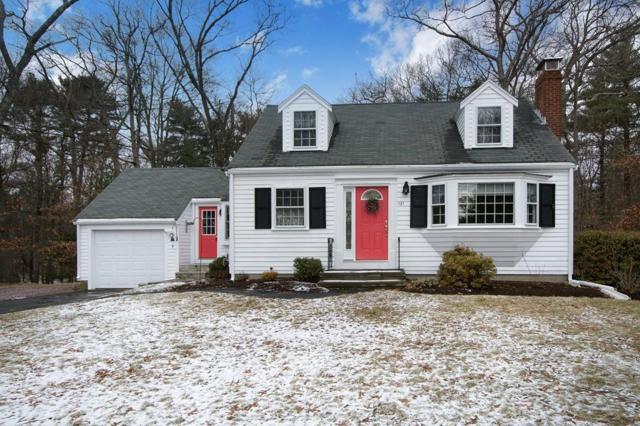 131 Grove St, Norwell, MA 02061 (MLS #72271913) :: Keller Williams Realty Showcase Properties