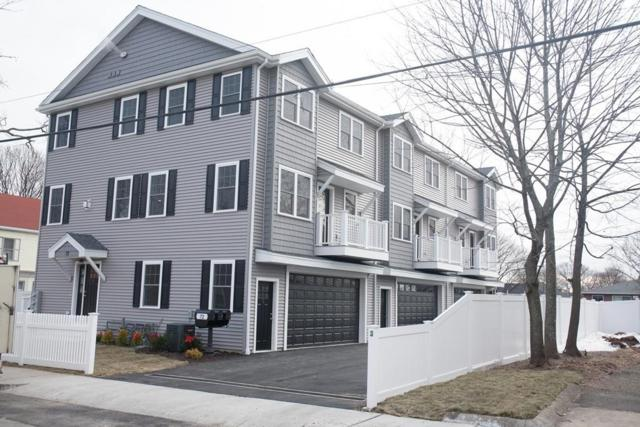 72 Central St #1, Waltham, MA 02453 (MLS #72271916) :: Vanguard Realty
