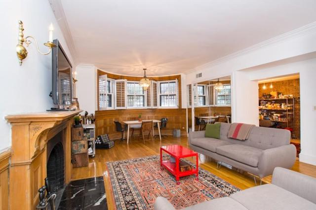280 Commonwealth Ave G9, Boston, MA 02116 (MLS #72271940) :: Commonwealth Standard Realty Co.