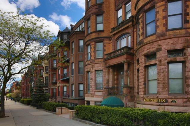 362-366 Commonwealth 5D, Boston, MA 02115 (MLS #72271947) :: Commonwealth Standard Realty Co.