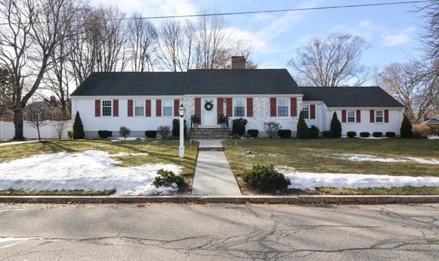 28 Taft Drive, Winchester, MA 01890 (MLS #72271965) :: Kadilak Realty Group at Keller Williams Realty Boston Northwest