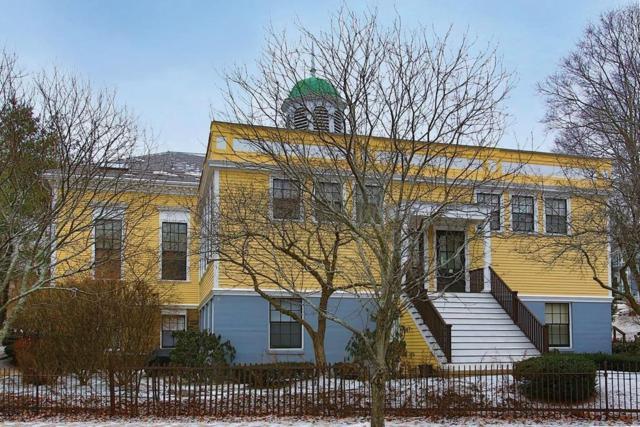 35 Nonantum St I, Boston, MA 02135 (MLS #72272088) :: Vanguard Realty