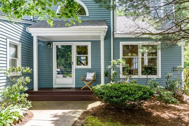 328 Bishops Forest Dr #328, Waltham, MA 02452 (MLS #72272210) :: Commonwealth Standard Realty Co.