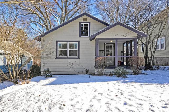 17 Overbrook Terrace, Natick, MA 01760 (MLS #72272243) :: Commonwealth Standard Realty Co.