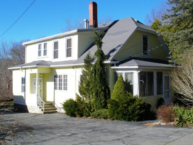 249 Worcester St, New Bedford, MA 02745 (MLS #72272440) :: Berkshire Hathaway HomeServices Mel Antonio Real Estate