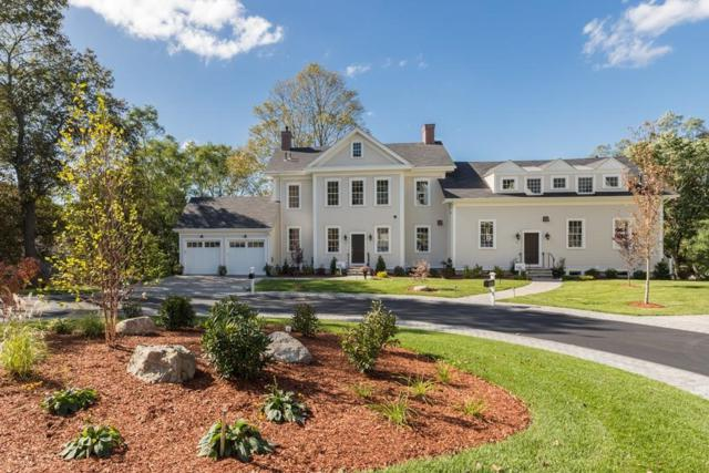 19 Ponybrook Lane #19, Lexington, MA 02420 (MLS #72272510) :: Charlesgate Realty Group