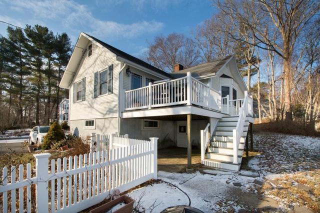 390 Monponsett St, Halifax, MA 02338 (MLS #72272573) :: Westcott Properties