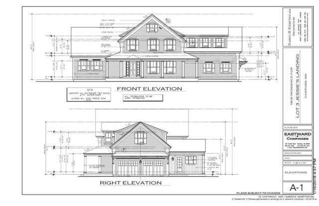 33 Jessie's Landing, Chatham, MA 02633 (MLS #72272739) :: Westcott Properties