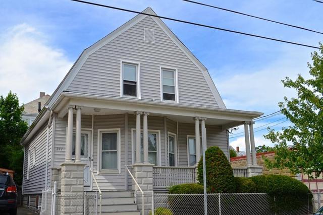 277 Earle St, New Bedford, MA 02746 (MLS #72272755) :: Westcott Properties