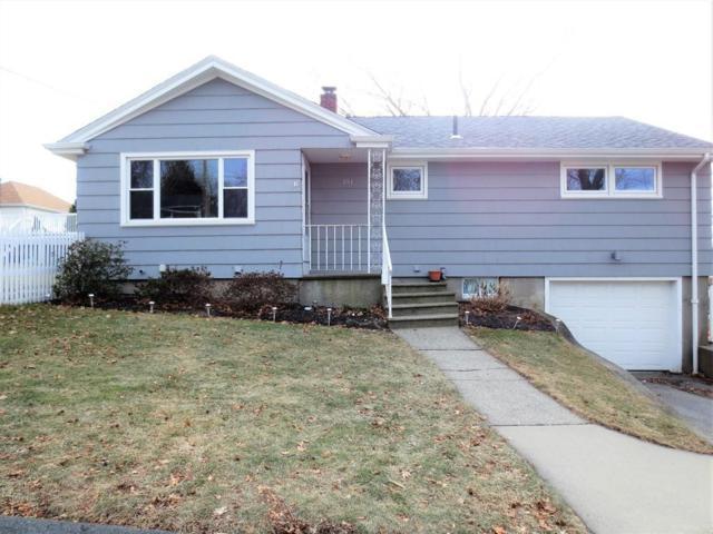 151 Goodwin St, Fall River, MA 02724 (MLS #72272762) :: Westcott Properties