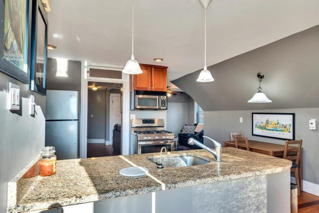 55 King St #3, Boston, MA 02122 (MLS #72272763) :: Westcott Properties