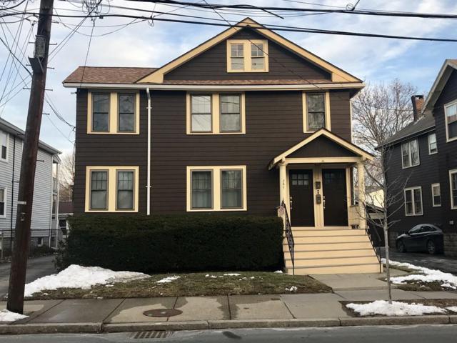 365 Arlington Street #2, Watertown, MA 02472 (MLS #72272808) :: Westcott Properties