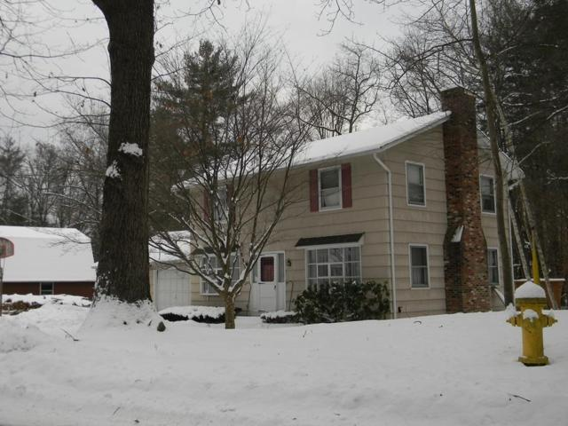 32 Lunt Drive, Greenfield, MA 01301 (MLS #72273065) :: Goodrich Residential