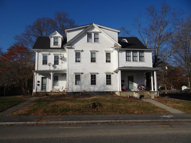 18 Jefferson Street, Taunton, MA 02780 (MLS #72273593) :: Goodrich Residential