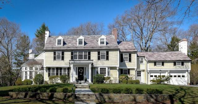 86 Arnold Rd, Wellesley, MA 02481 (MLS #72273903) :: Driggin Realty Group