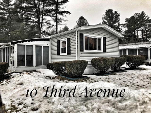 10 Third Avenue, Westfield, MA 01085 (MLS #72273909) :: Goodrich Residential