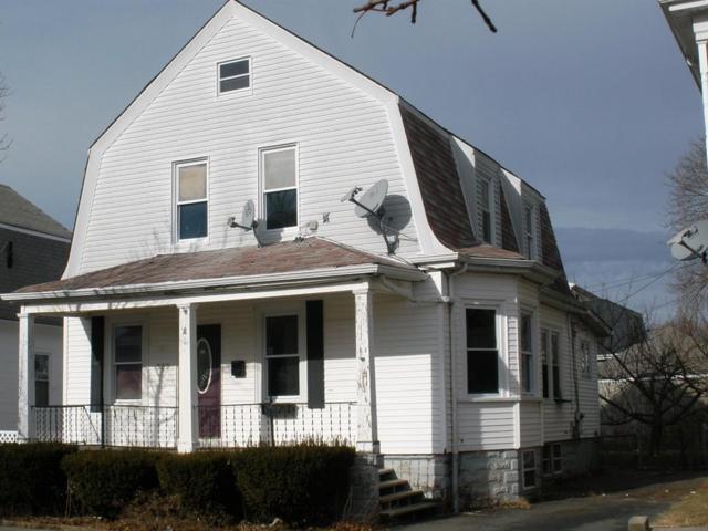 353 Wood St, New Bedford, MA 02745 (MLS #72274510) :: Westcott Properties
