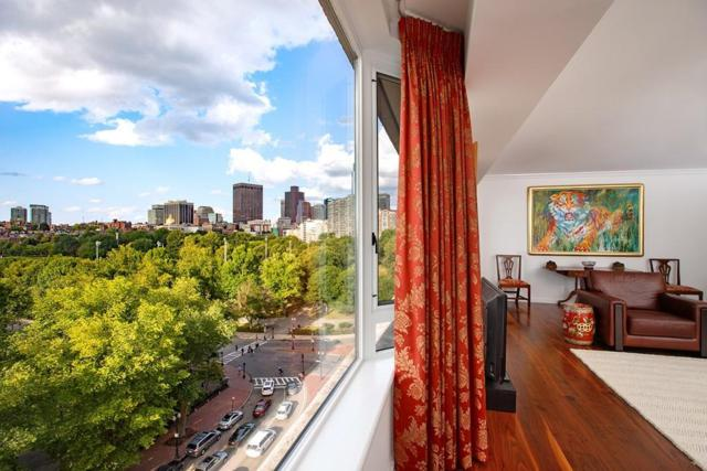 220 Boylston Street #9009, Boston, MA 02116 (MLS #72274645) :: Charlesgate Realty Group