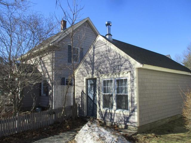 81 Hazel St, Uxbridge, MA 01569 (MLS #72274842) :: Goodrich Residential