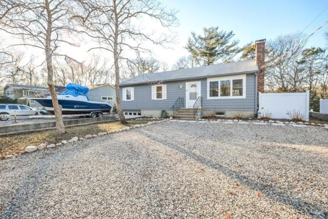 109 W Edgewater Drive, Falmouth, MA 02536 (MLS #72274916) :: Goodrich Residential