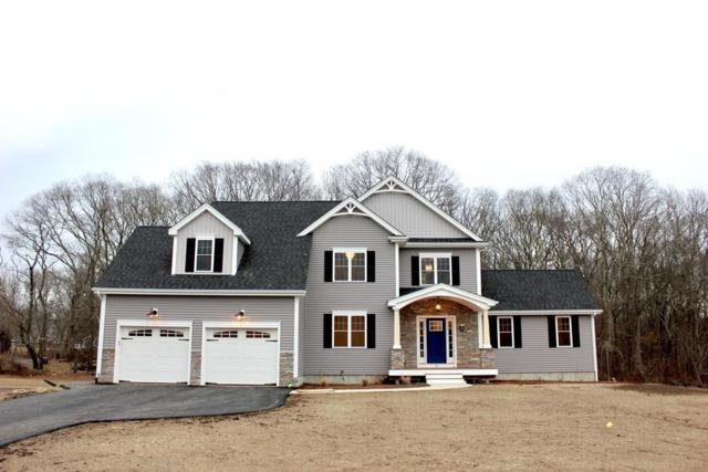 Lot 1 - 79 Simmons St, Rehoboth, MA 02769 (MLS #72275169) :: Driggin Realty Group