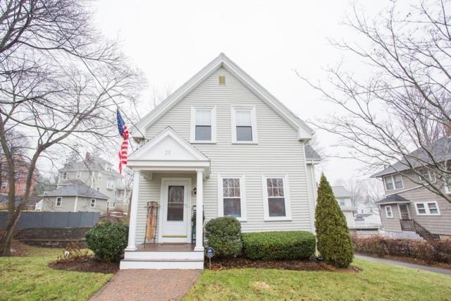 25 Randall Ave, Weymouth, MA 02189 (MLS #72275637) :: Goodrich Residential