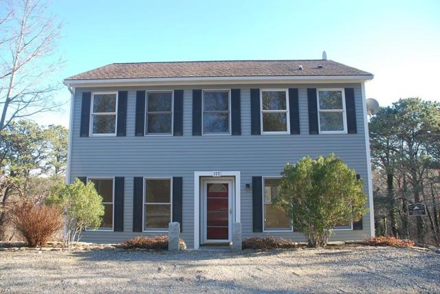 177 Dunham Ave, Tisbury, MA 02568 (MLS #72275715) :: Goodrich Residential