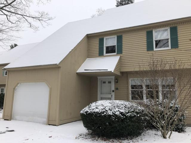 14 Waterford Dr #14, Worcester, MA 01602 (MLS #72275775) :: Cobblestone Realty LLC
