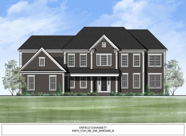 9 Curtis Farm Road #4, Norwell, MA 02061 (MLS #72276058) :: Goodrich Residential