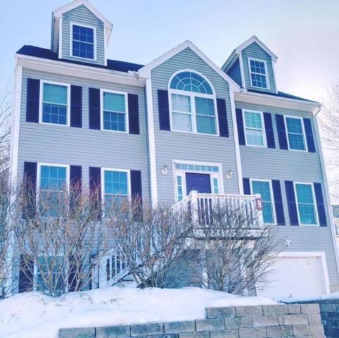 9 Hillside Avenue, Merrimac, MA 01860 (MLS #72276651) :: Goodrich Residential