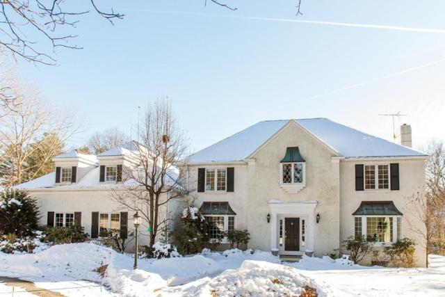 38 Peirce Rd, Wellesley, MA 02481 (MLS #72276847) :: Commonwealth Standard Realty Co.