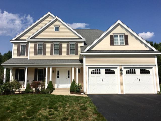 21 Brandywine Rd, Franklin, MA 02038 (MLS #72276894) :: Goodrich Residential