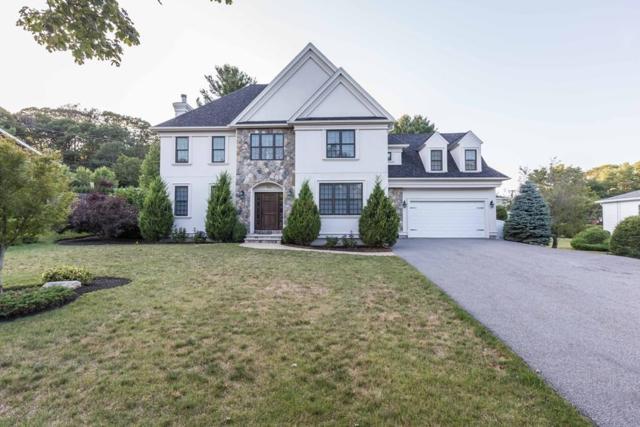 416 Brookline Street, Newton, MA 02459 (MLS #72277031) :: Hergenrother Realty Group