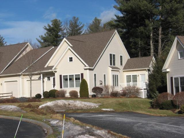 10 Crescent Way #10, Sturbridge, MA 01518 (MLS #72277068) :: Goodrich Residential