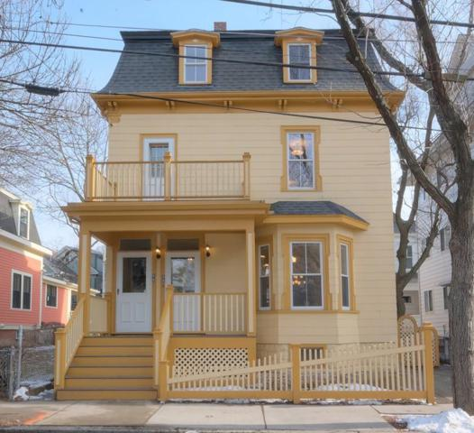 17 Wallace St, Somerville, MA 02144 (MLS #72277118) :: Driggin Realty Group