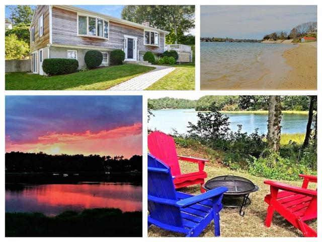 7 Snow Circle Waterfront, Bourne, MA 02532 (MLS #72277435) :: Goodrich Residential