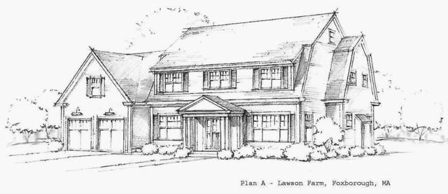 Lot 3-A Conway Lane, Foxboro, MA 02035 (MLS #72277483) :: Goodrich Residential
