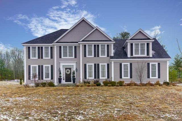 9 Ridgefield Cir, Boylston, MA 01505 (MLS #72277516) :: Goodrich Residential