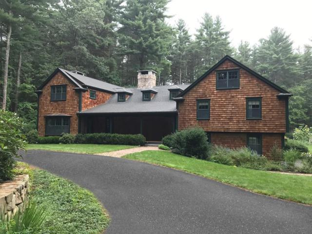 6 Gammons Way, Wayland, MA 01778 (MLS #72277559) :: Goodrich Residential
