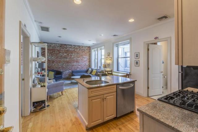 454 Hanover Street #8, Boston, MA 02113 (MLS #72277699) :: Driggin Realty Group
