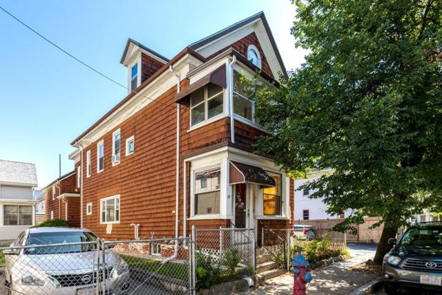 27 Everett Avenue, Somerville, MA 02145 (MLS #72277938) :: Hergenrother Realty Group